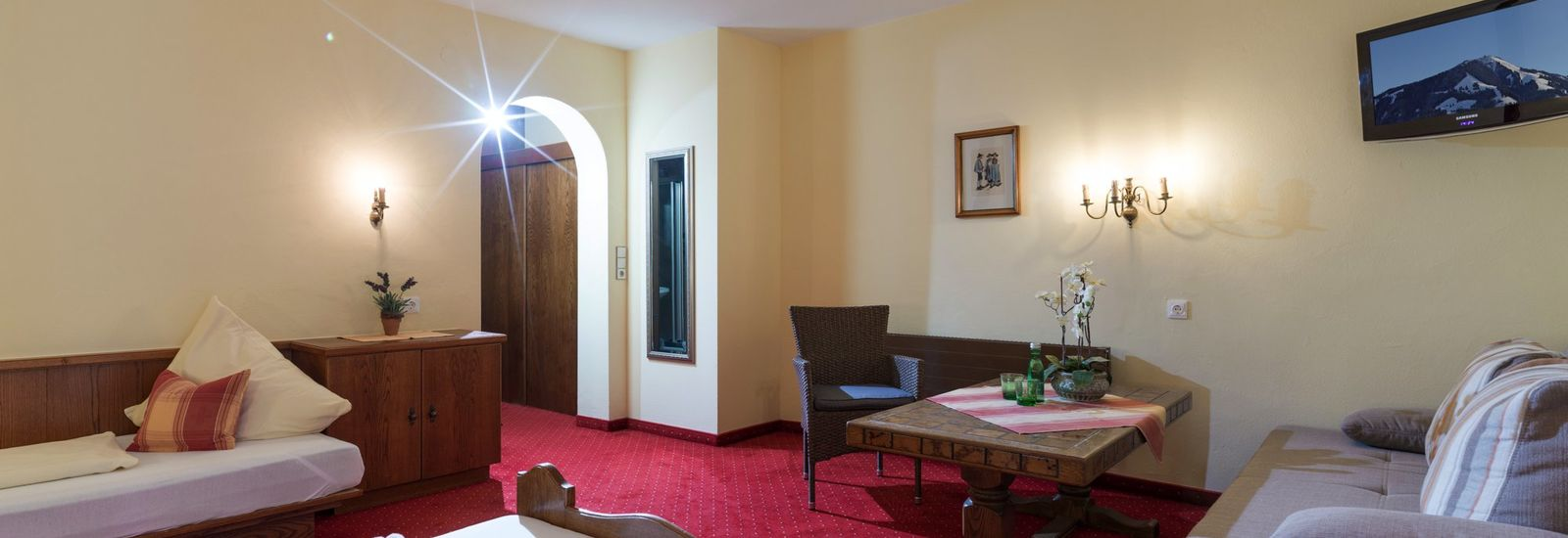 Hotel Halbpension Brixental Tirol
